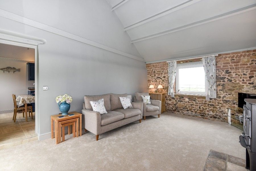 Samphire Barn | Sitting room