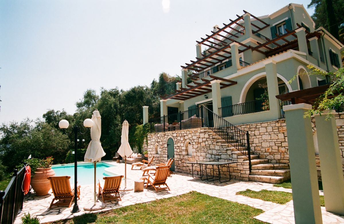 Villa Elia is one of four attractive villas known collectively as the Orchard Villas
