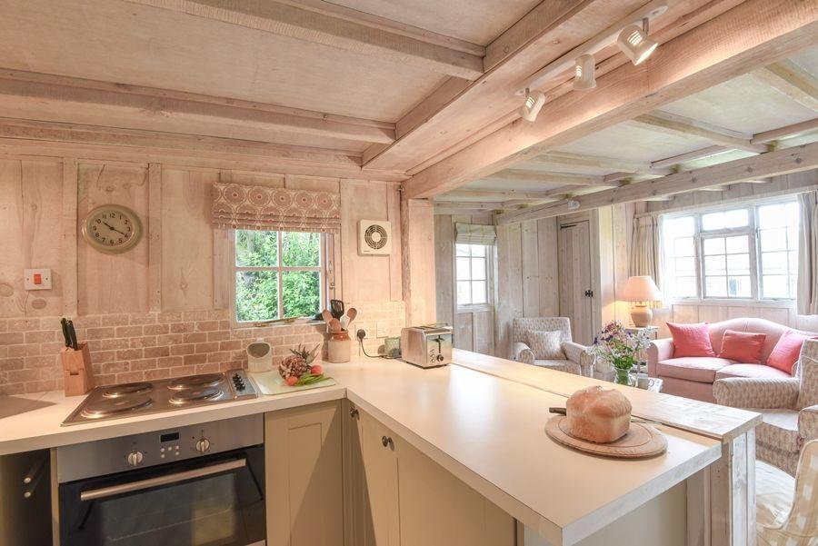 Flagstaff Garden House   Kitchen area