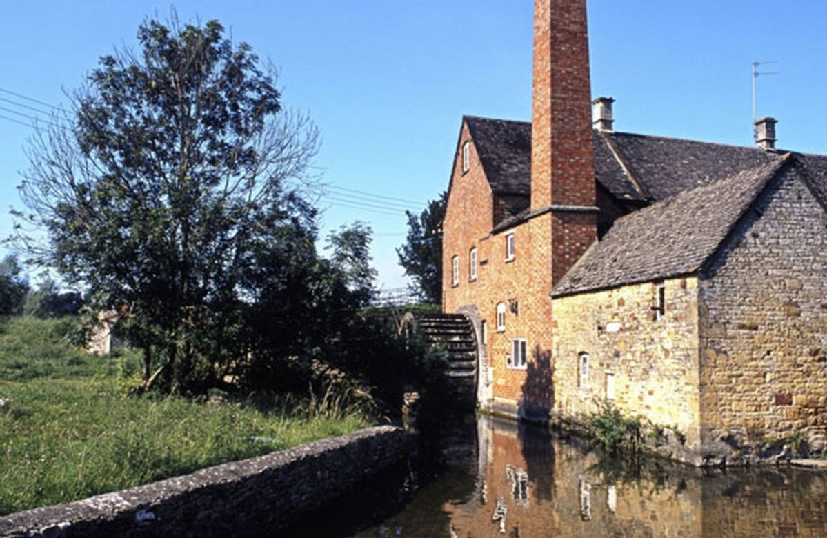 The Mill in the Slaughters