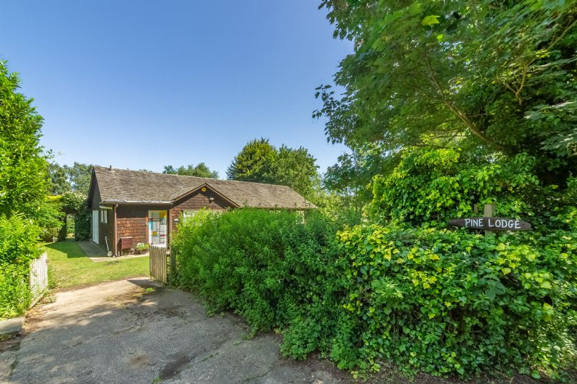 Perfect for families, this classic Suffolk lodge is situated just outside Aldeburgh