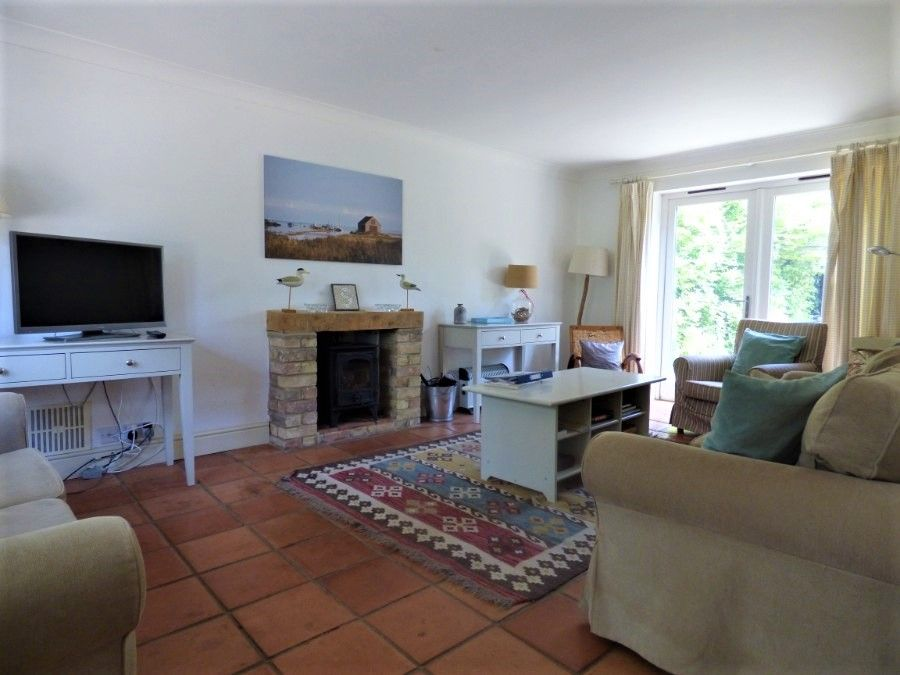 2 Hunts Cottages | Sitting room