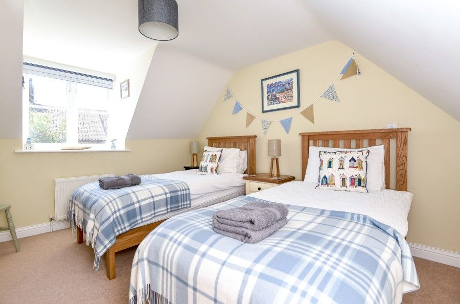 Hare Cottage in Ringstead | Bedroom 4