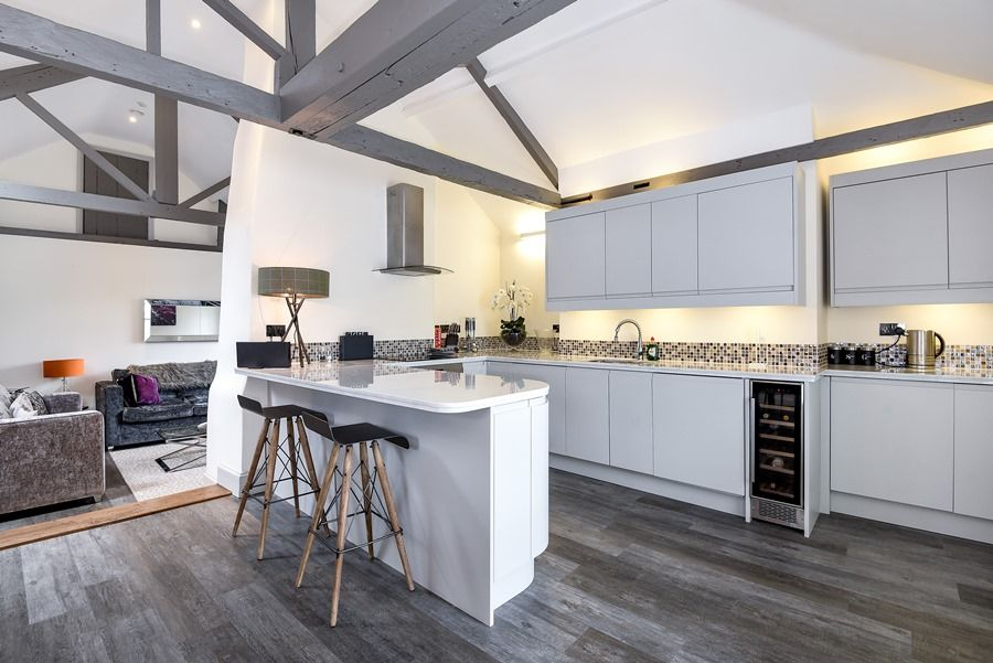 Cathedral Loft | Kitchen