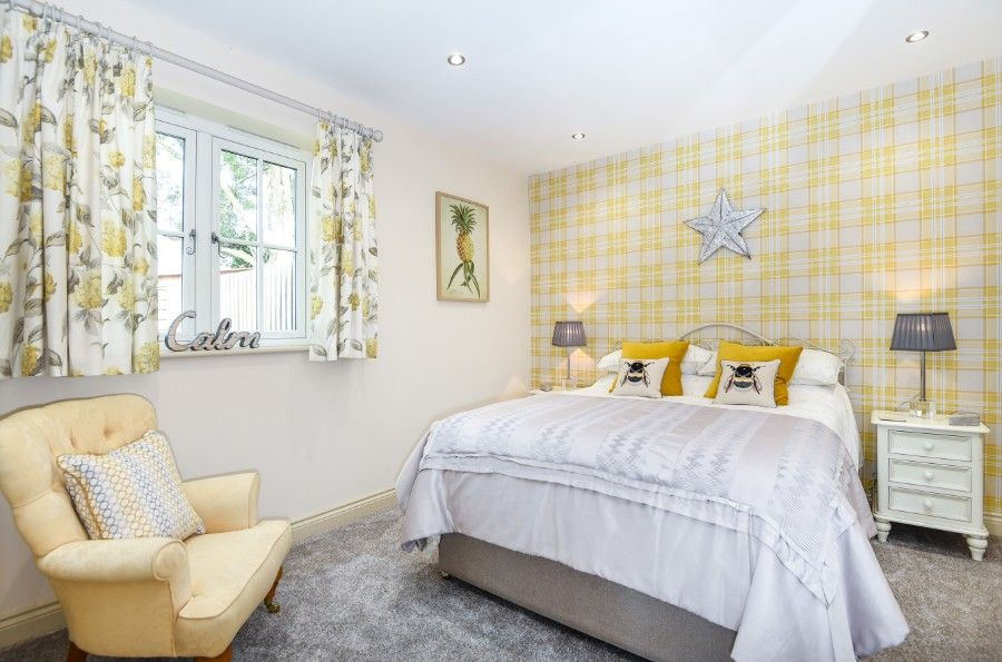 Mill House Lodge | Double bedroom