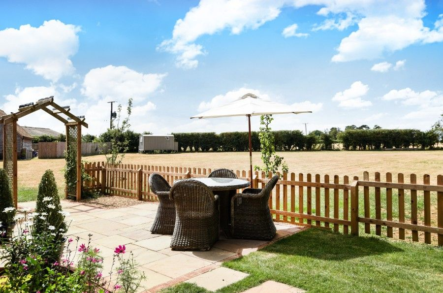 Mill House Lodge | Garden views