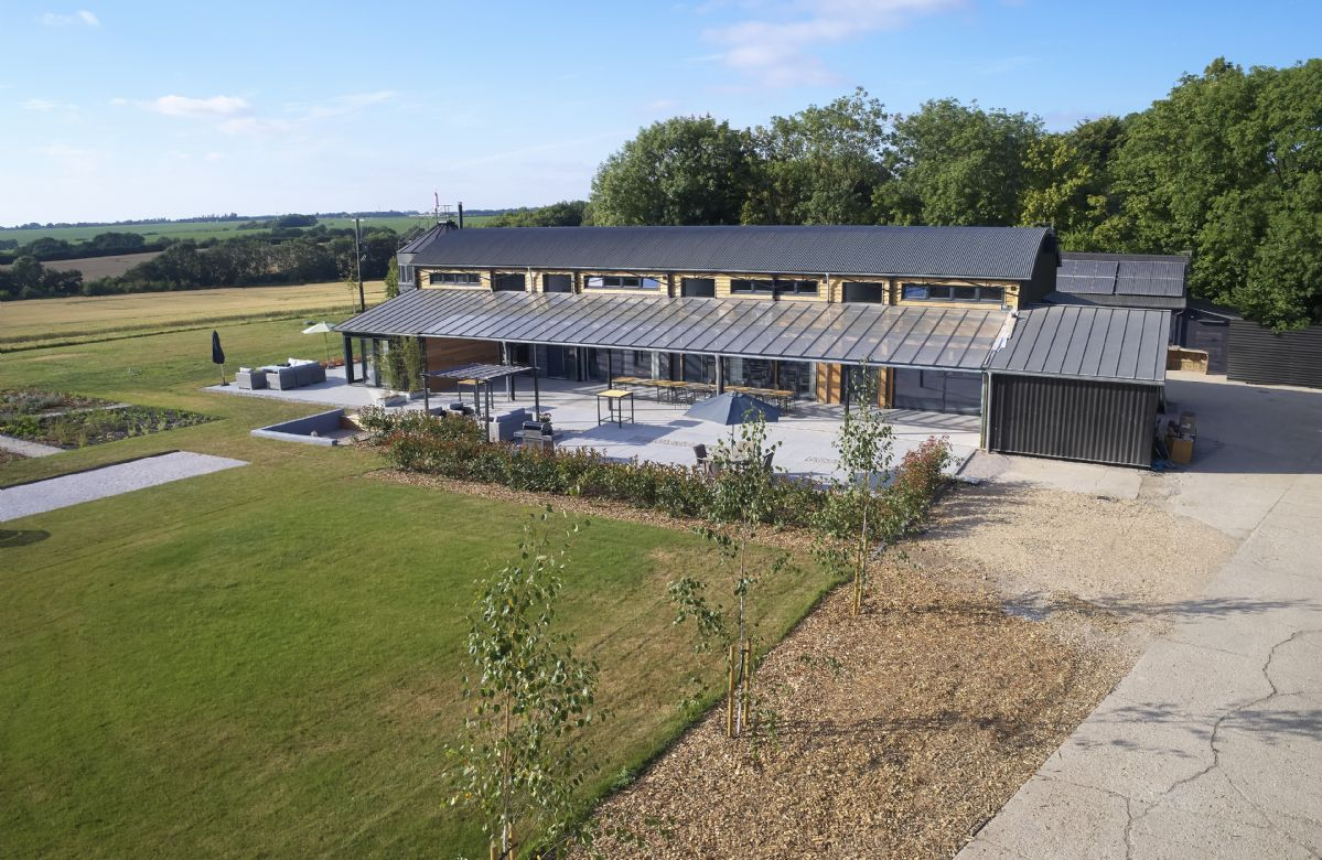 All four barns can be booked together as Kingston Barns sleeping 16 guests