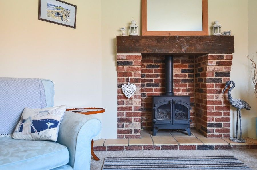 Honeysuckle Cottage | Woodburner