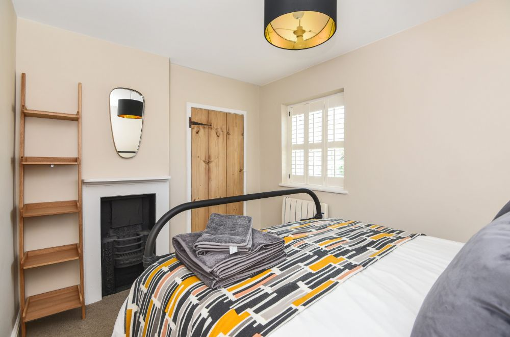 Shingle Cottage | Bedroom 1