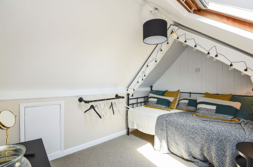 Shingle Cottage | Loft room/Quiet room