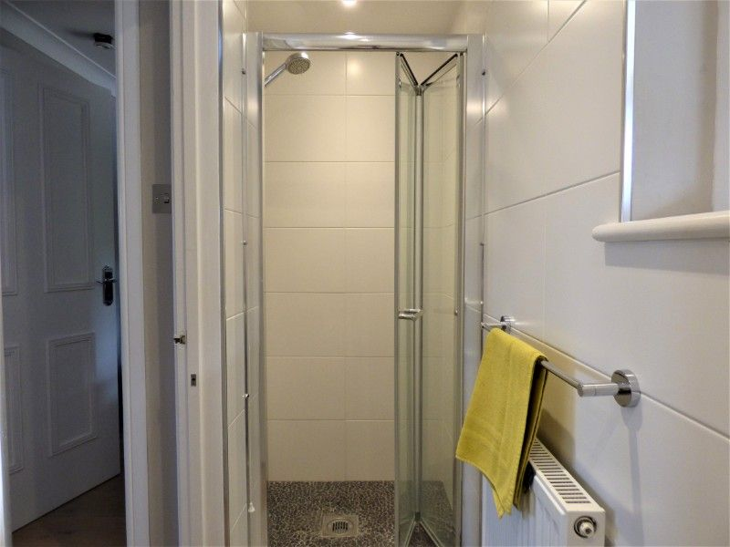Salt Marsh | Downstairs shower room