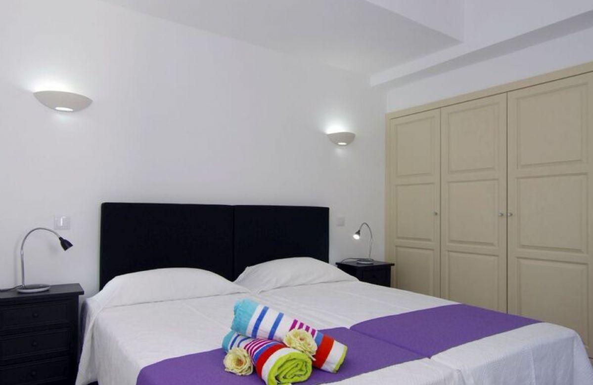 Ground floor: Twin bedroom
