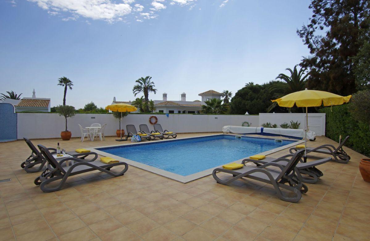 Villa Oleander, Algarve, Portugal