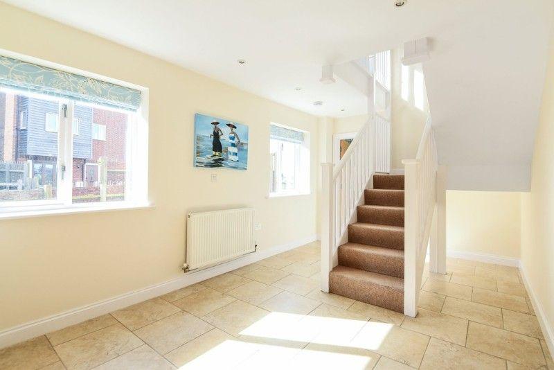 Sandbanks | Ground floor stairs