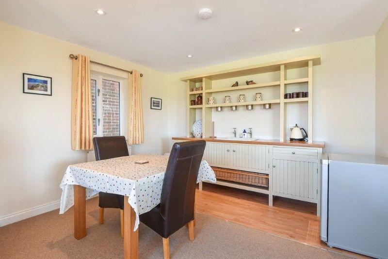 Sandbanks | Drinks area in sitting room