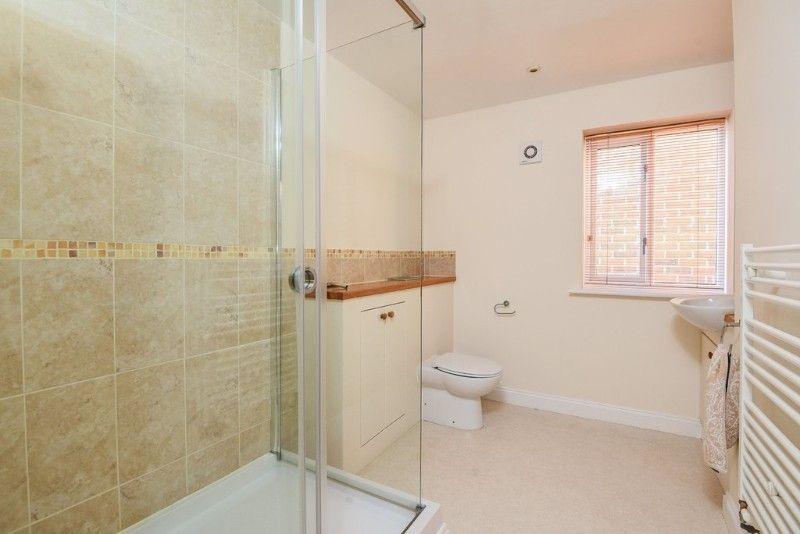 Sandbanks | Shower room