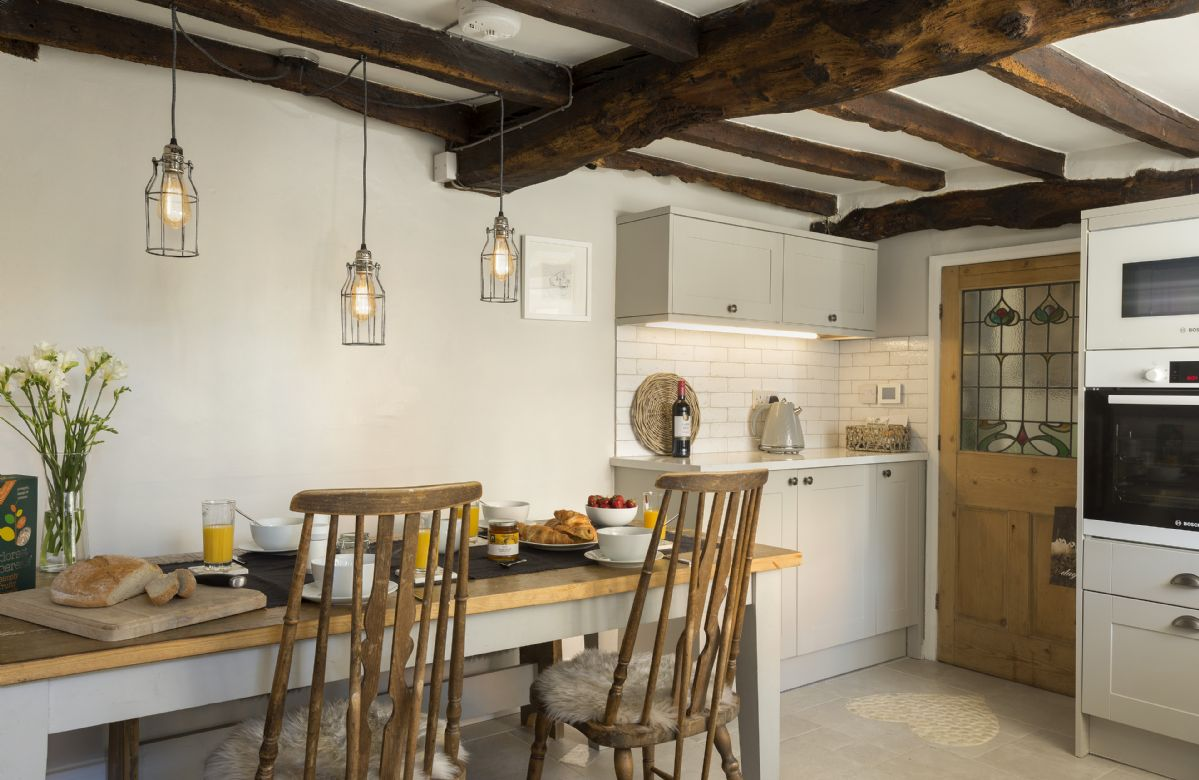 Ground floor: Country style kitchen diner