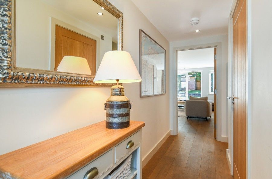 Harrier Cottage in Thornham | Hallway