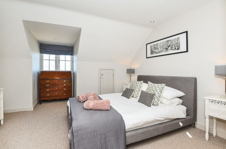 Harrier Cottage in Thornham | Bedroom 3
