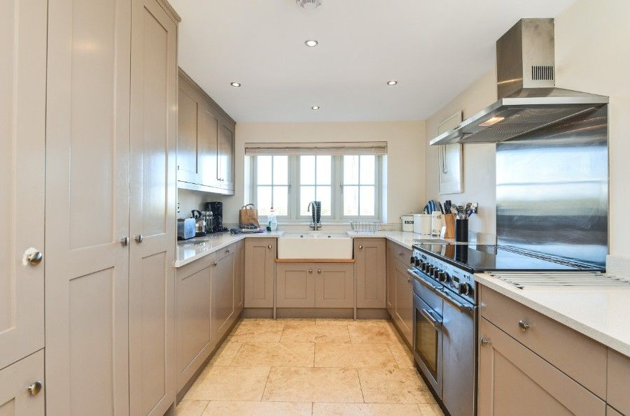 Harrier Cottage in Thornham | Kitchen