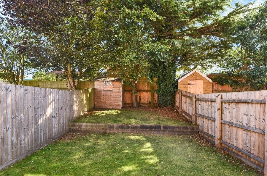 Harrier Cottage in Thornham | Garden