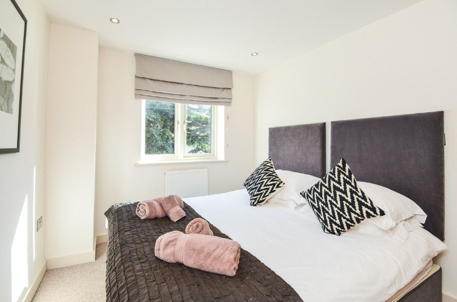 Harrier Cottage in Thornham | Bedroom 2