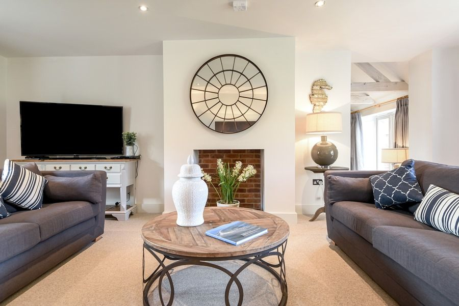 Sandpiper 2 bedrooms | Sitting room