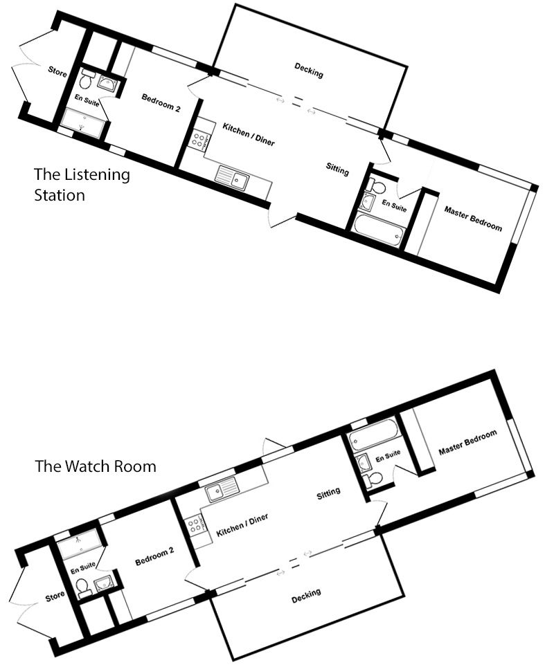 Grouped Floor Plan