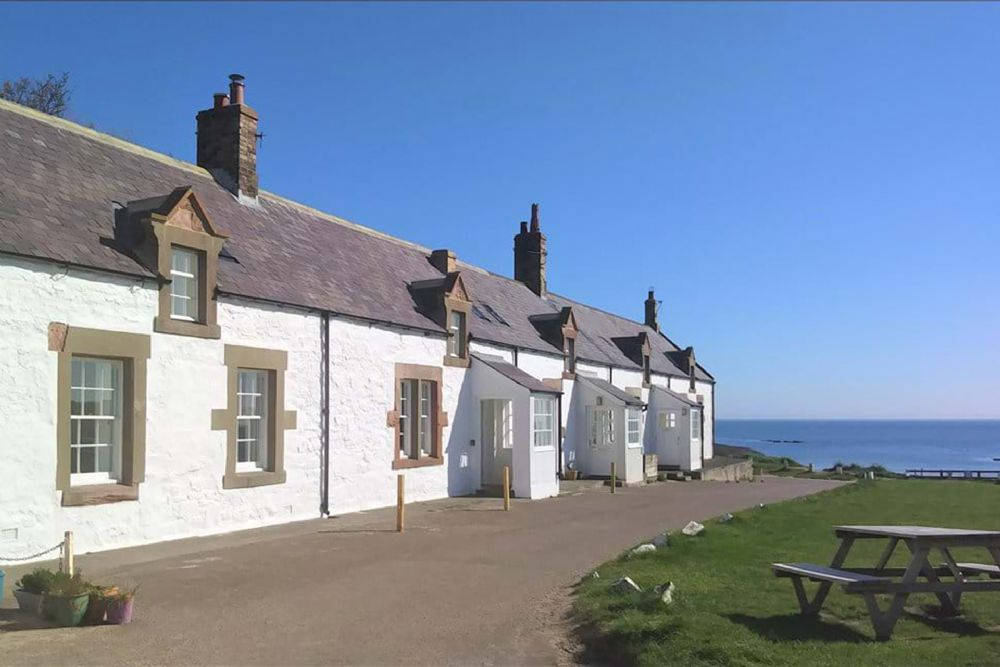 Awe Inspiring 2 The Square Low Newton Northumbria Coast Country Download Free Architecture Designs Scobabritishbridgeorg
