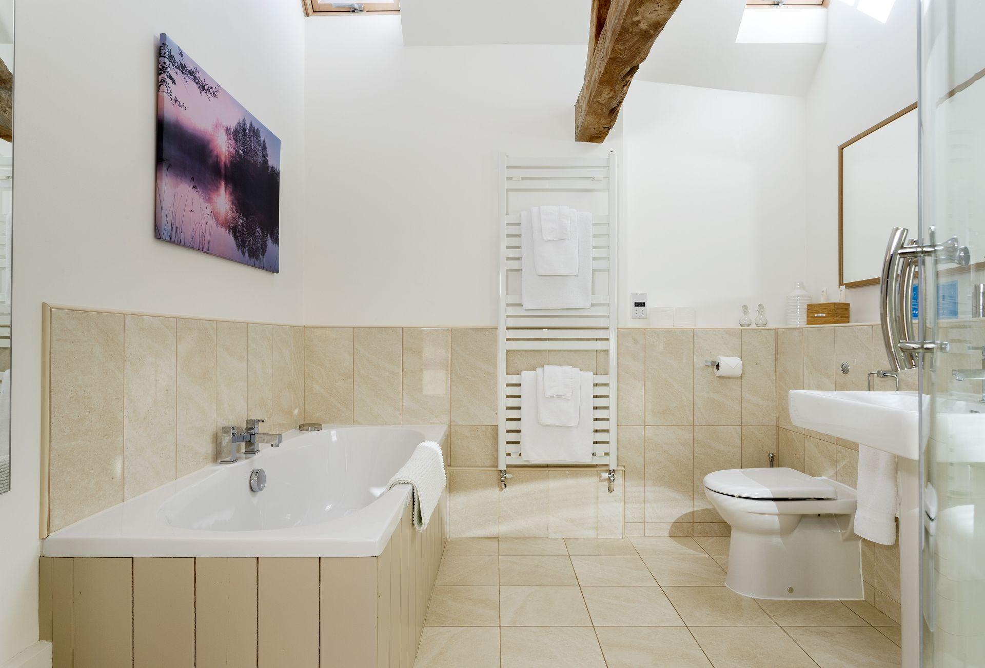 Ground floor: Bathroom