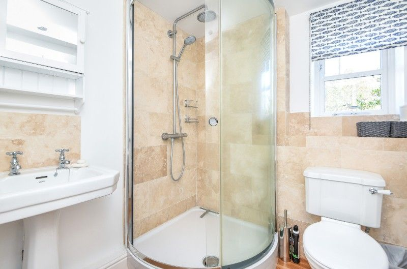Holly House | Shower room