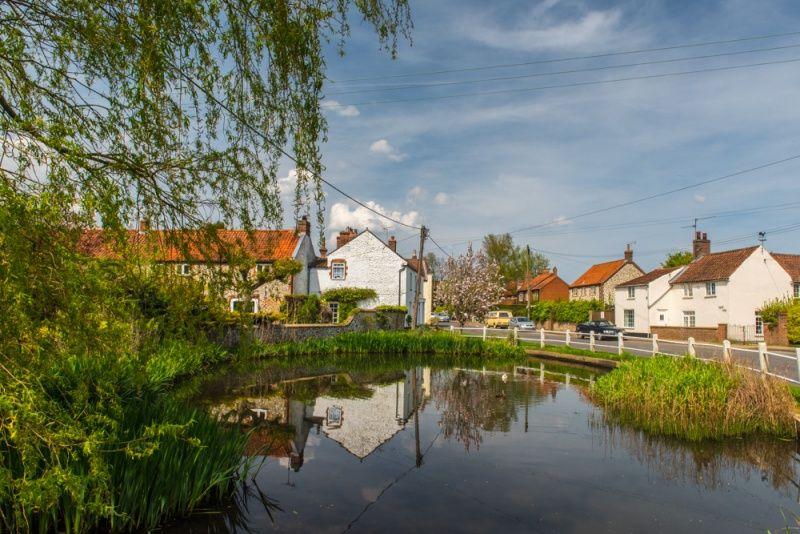 1 King William Cottage | Docking duck pond