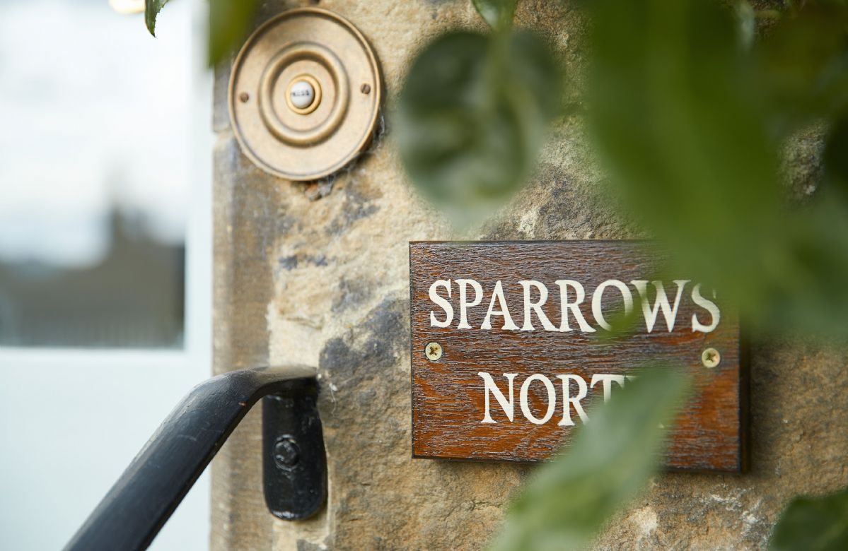 A charming welcome awaits you at Sparrows North