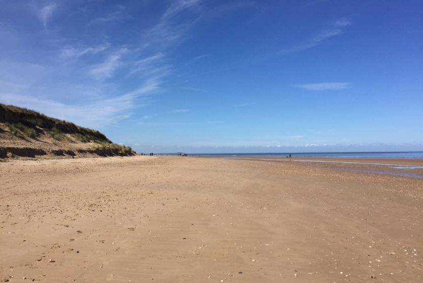 Local area: Brancaster beach