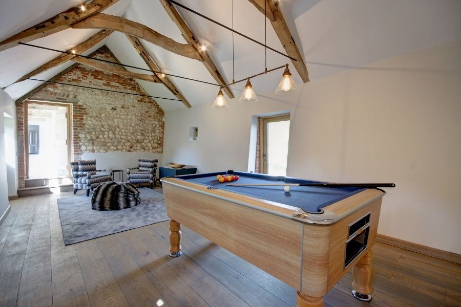 Lancaster Barn | Games room