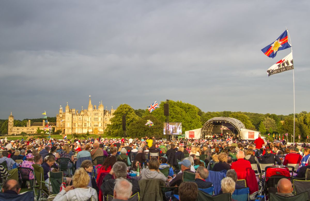 Enjoy events such as the Battle Proms