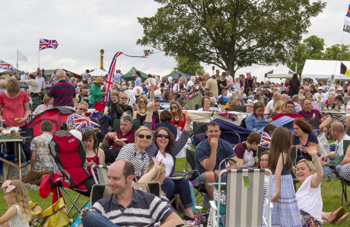 Join in with the many of the events that run through the year at The Burghley Estate.