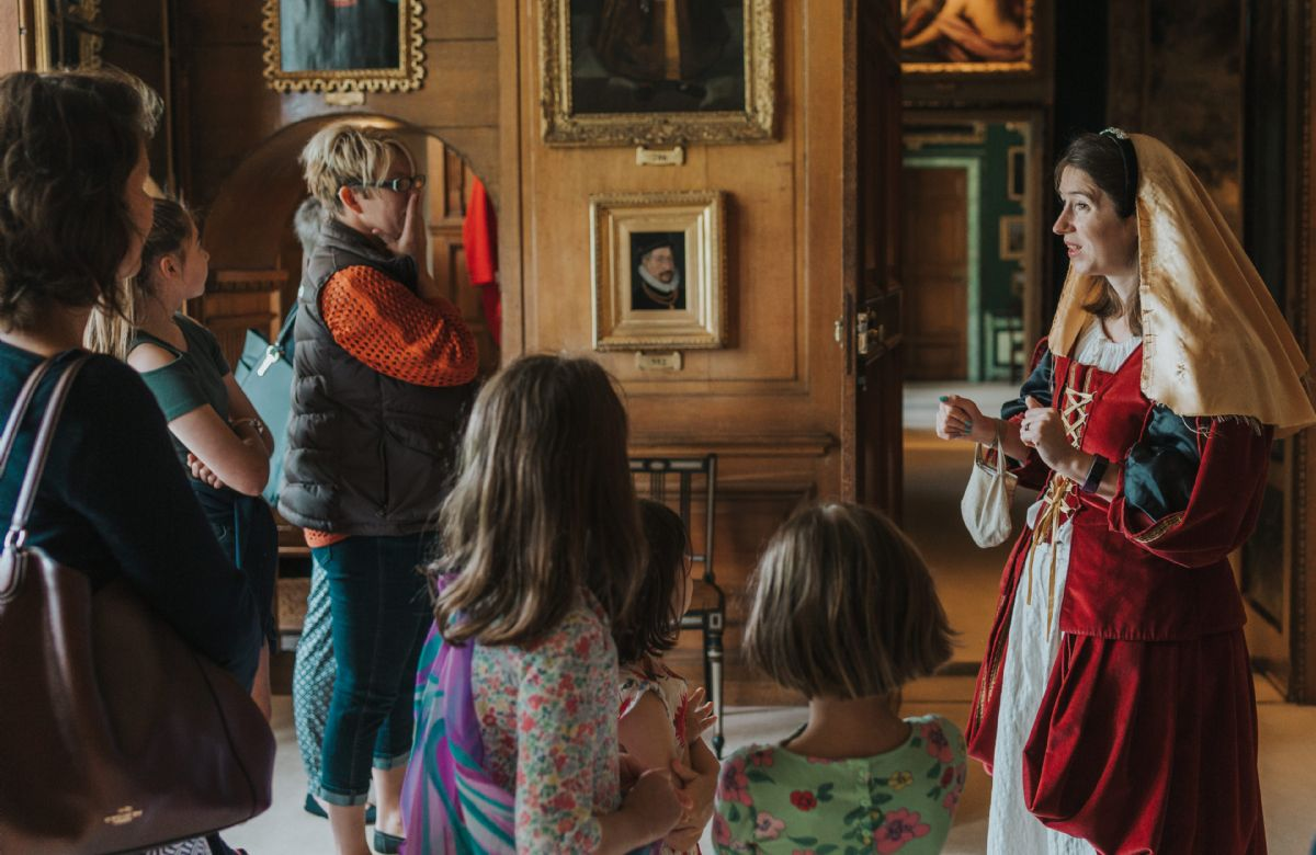 Learn all about the history of the Estate with Tudor and Victorian Days