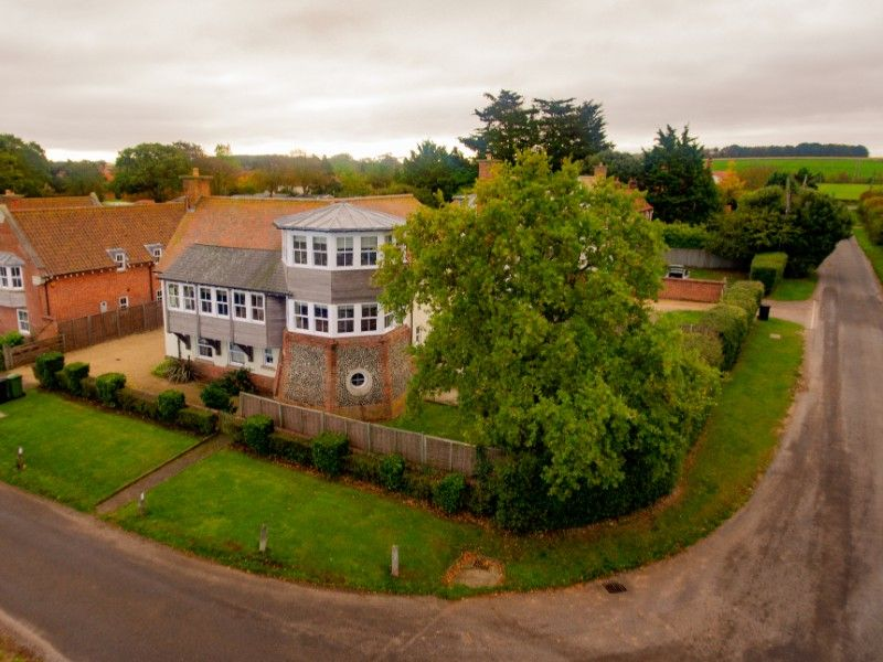 The Saltings | Aerial view