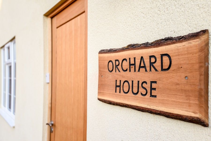 Orchard House Docking | Name