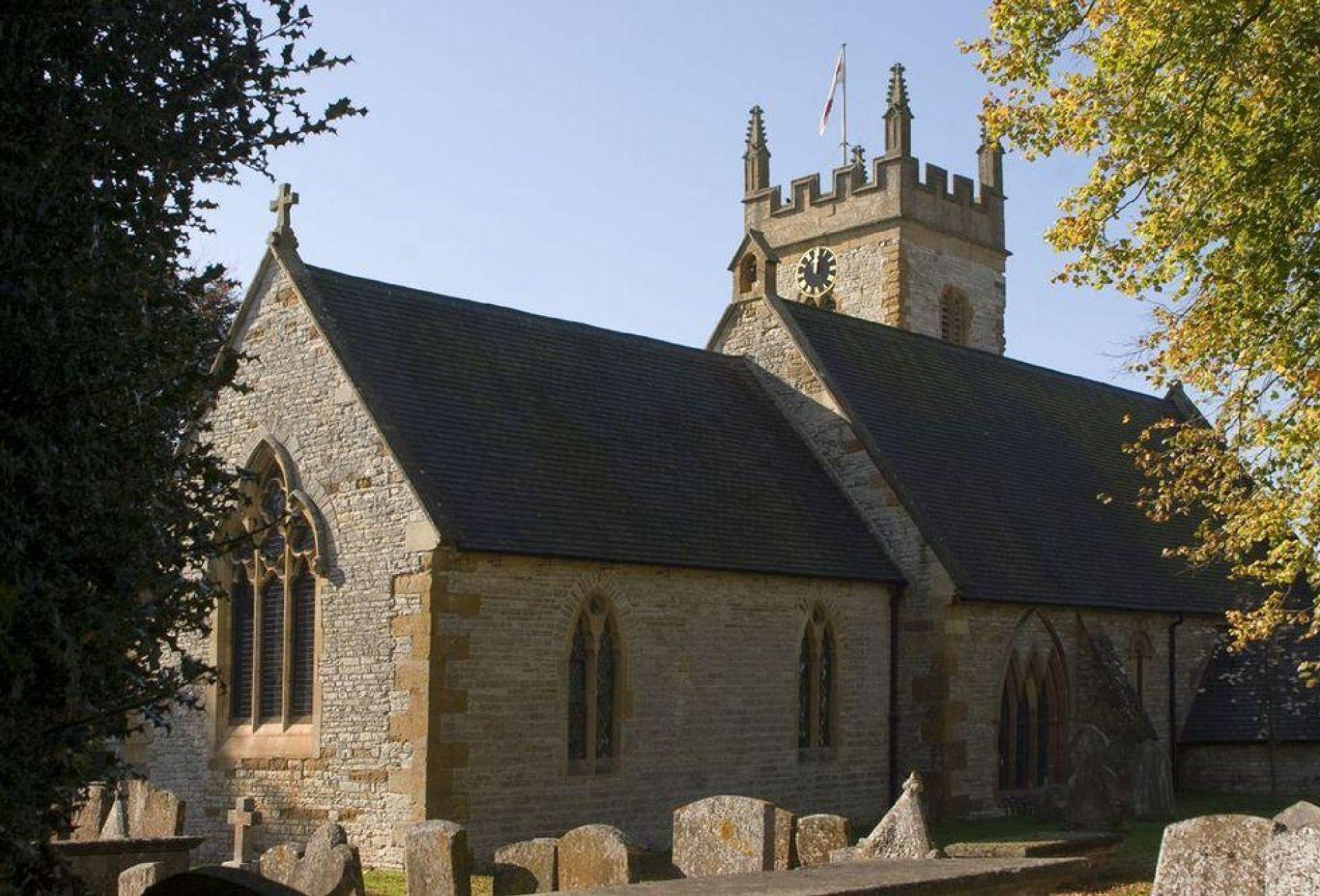 Halford Village Church