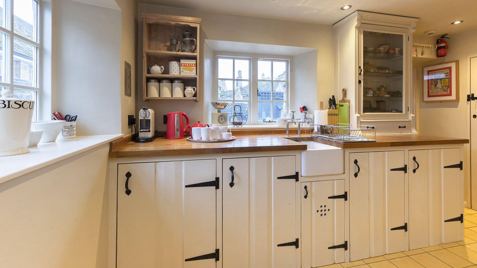 Kitchen, Church Cottage, Bolthole Retreats