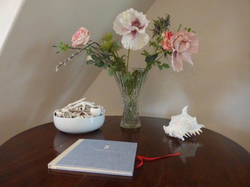 Heron Cottage on The Green | Guest book