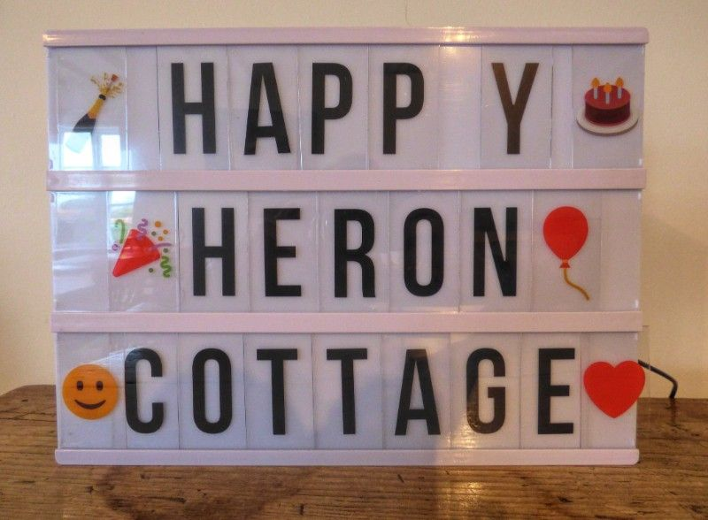 Heron Cottage on The Green | Happiness
