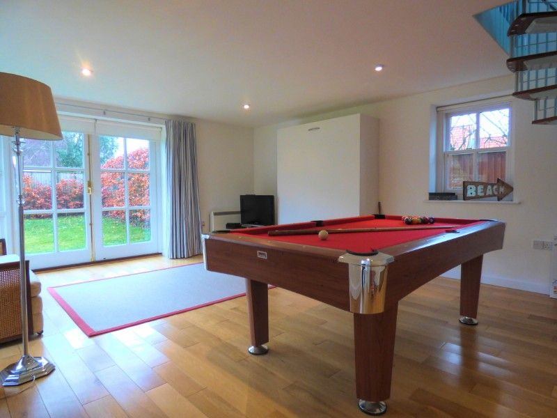 Heron Cottage on The Green | Games room