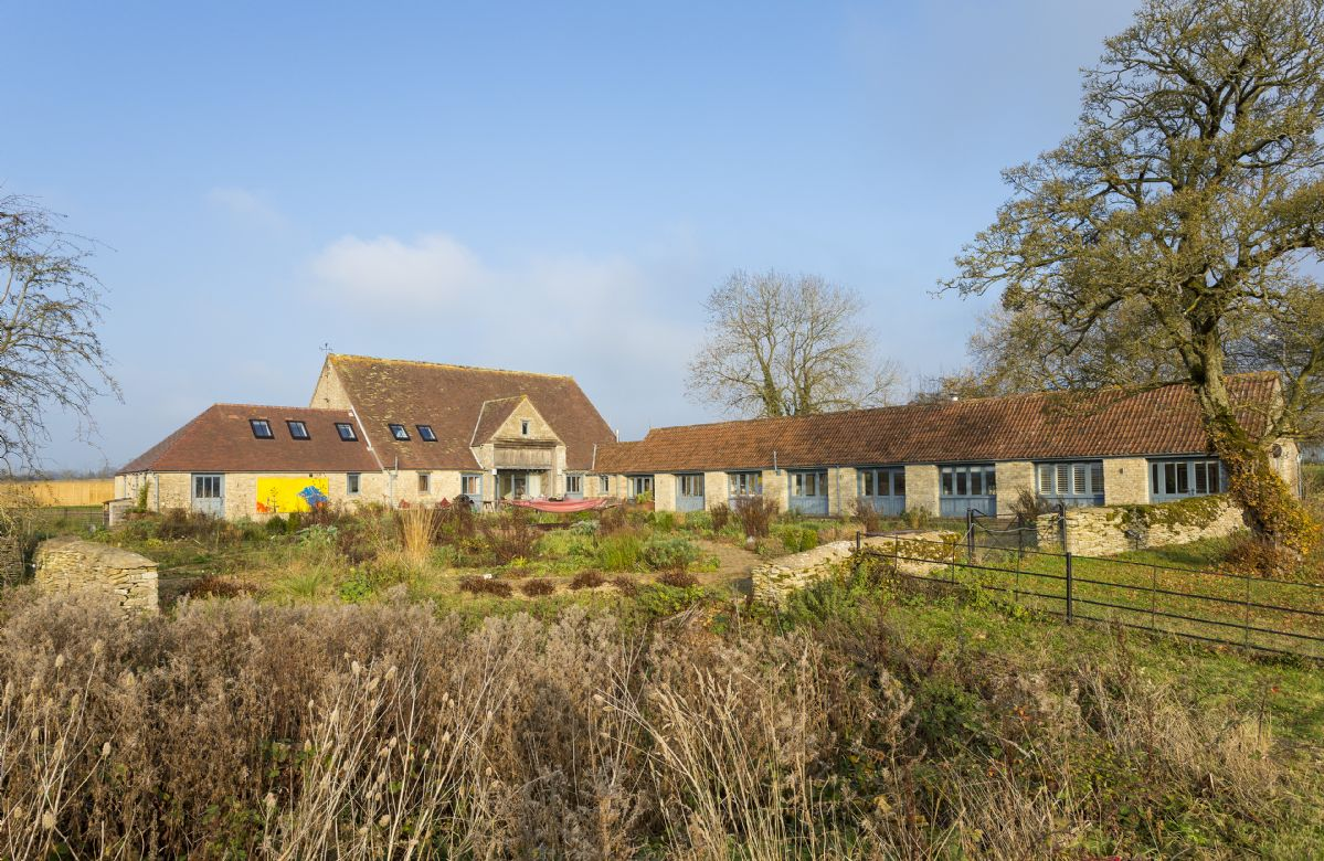 Hailstone Barn puts you at the heart of Cotswold country, with great walks all around you and the town of Tetbury on your doorstep