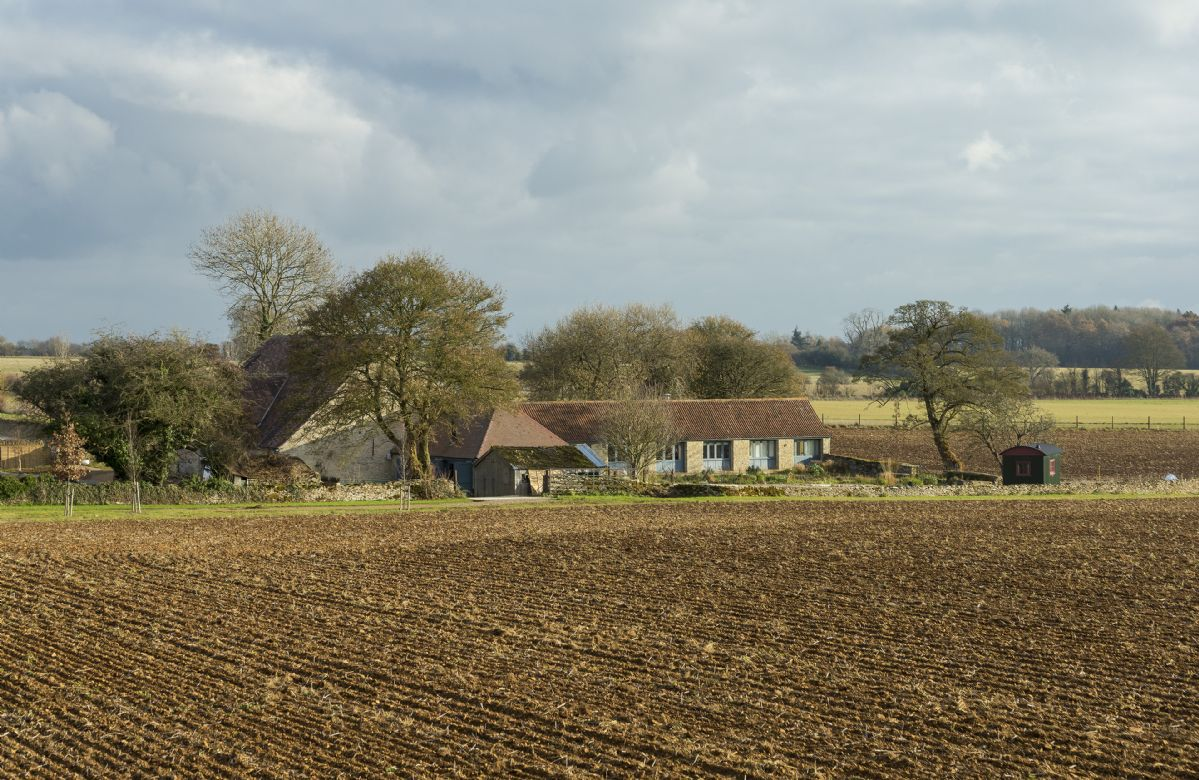 Hailstone Barn is situated on its own in a secluded rural setting down a private track