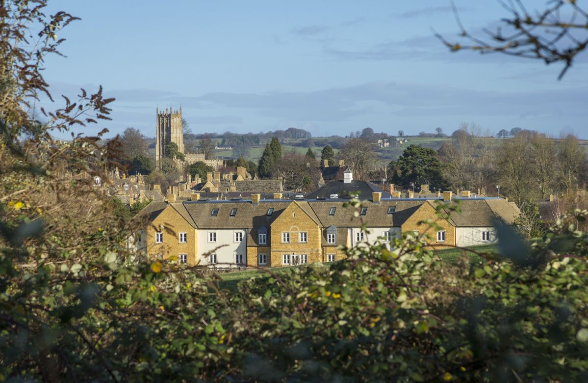 Beautiful Cotswold town of Chipping Campden