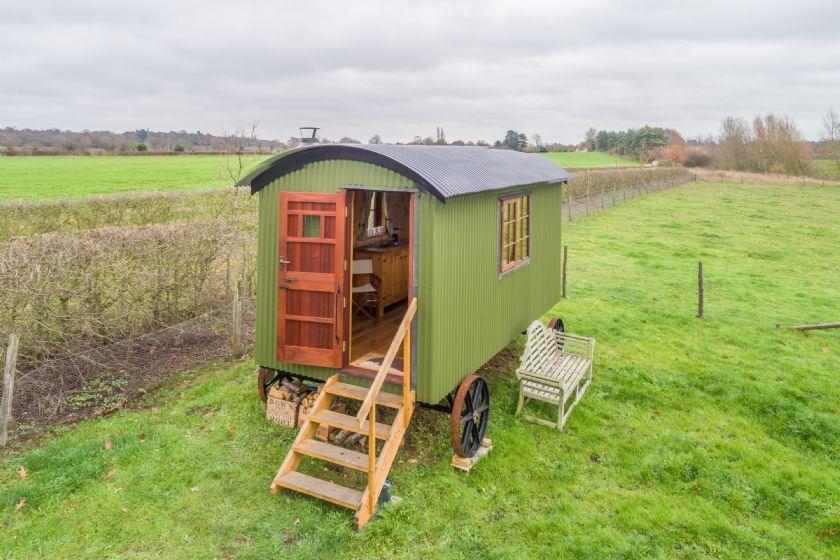 Tunmer's Shepherds Hut