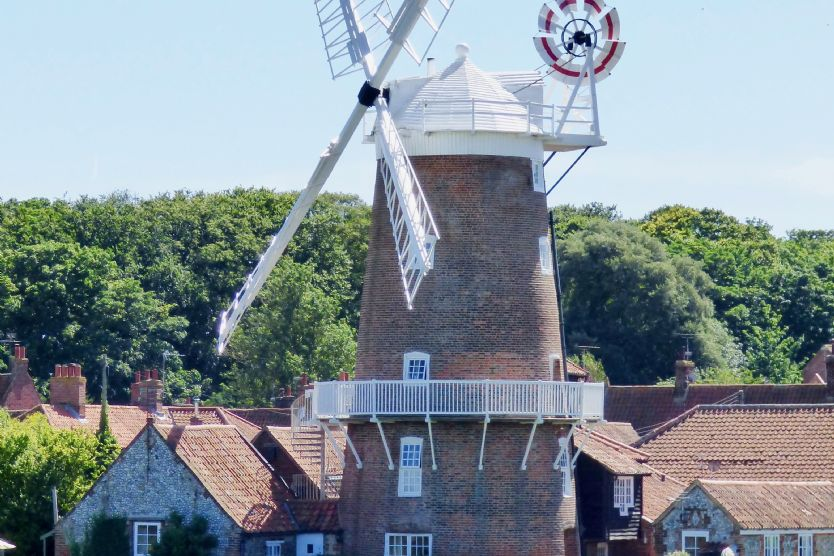 Local Area: Cley windmill